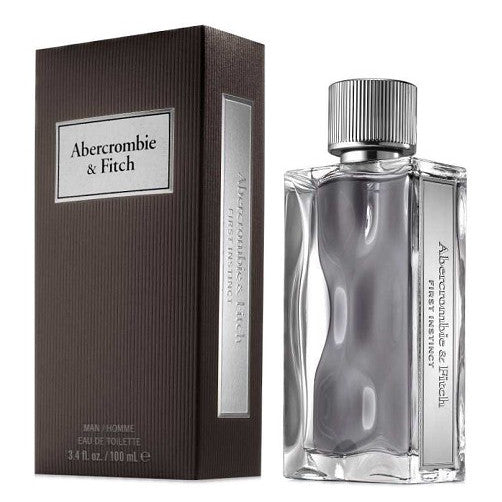 First Instinct by Abercrombie & Fitch 100ml EDT