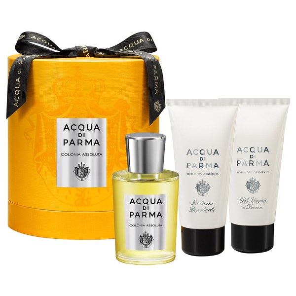 Colonia Assoluta by Acqua Di Parma 100ml EDC 3pc Gift Set