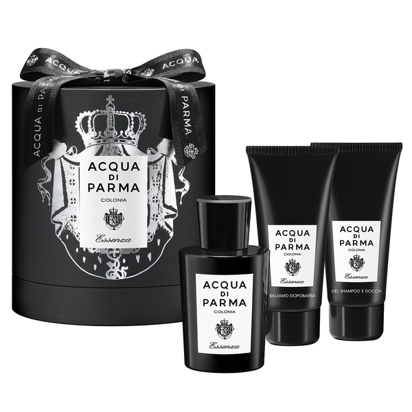 Colonia Essenza by Acqua Di Parma 100ml EDC 3pc Gift Set