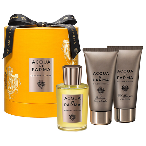 Colonia Intensa by Acqua Di Parma 100ml EDC 3pc Gift Set