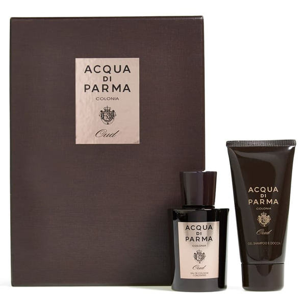 Colonia Oud by Acqua Di Parma 100ml EDC 2 Piece Gift Set