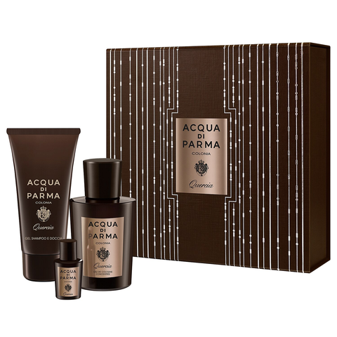 Colonia Quercia by Acqua Di Parma 100ml EDC 3 Piece Set