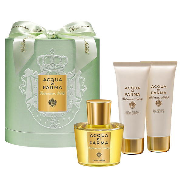 Gelsomino Nobile by Acqua Di Parma 100ml EDP 3pc Gift Set