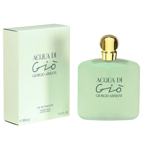 Acqua Di Gio by Giorgio Armani 100ml EDT for Women