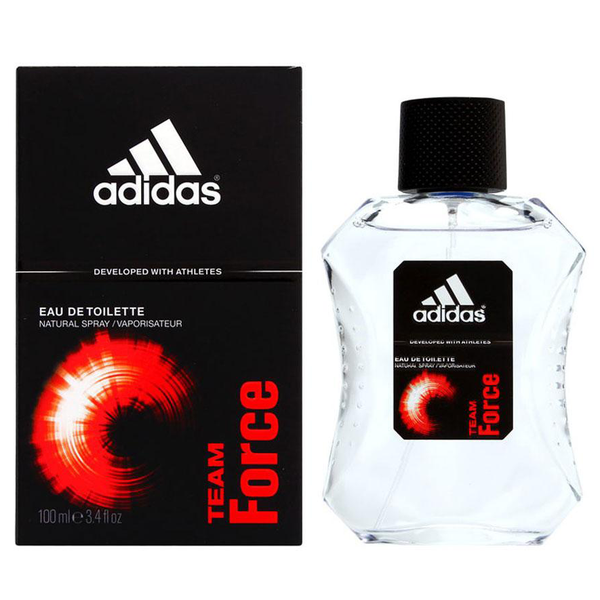 Adidas Team Force 100ml EDT Spray