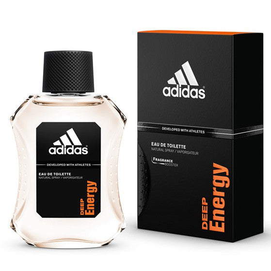 Adidas Deep Energy 100ml EDT Spray