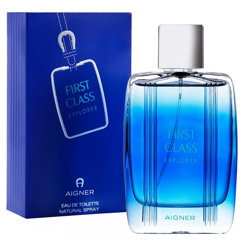 First Class Explorer by Aigner 100ml EDT for Men