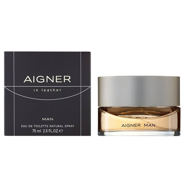 In Leather Man by Aigner 75ml EDT