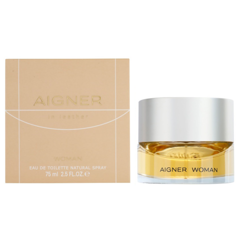 In Leather Woman by Aigner 75ml EDT