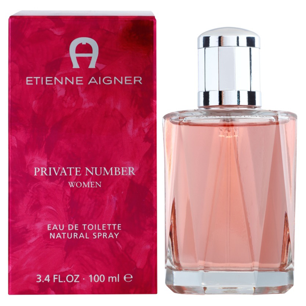 Private Number by Aigner 100ml EDT for Women