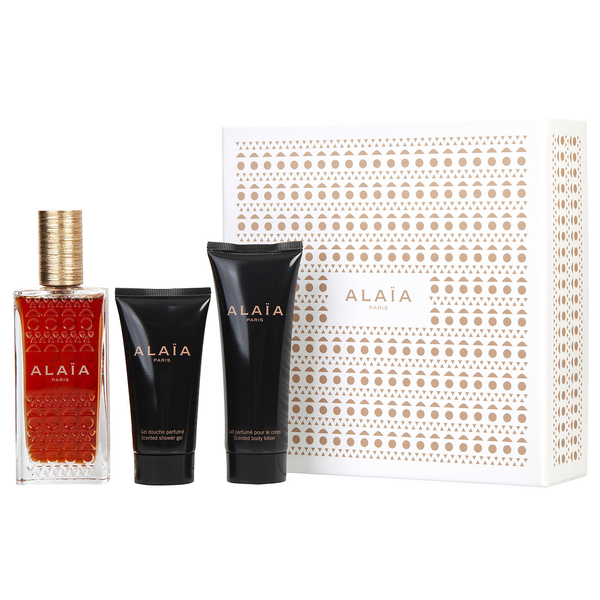 Alaia Blanche by Alaia Paris 100ml EDP 3 Piece Gift Set
