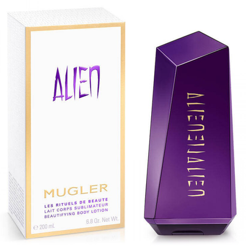 Alien by Thierry Mugler 200ml Beautifying Body Lotion