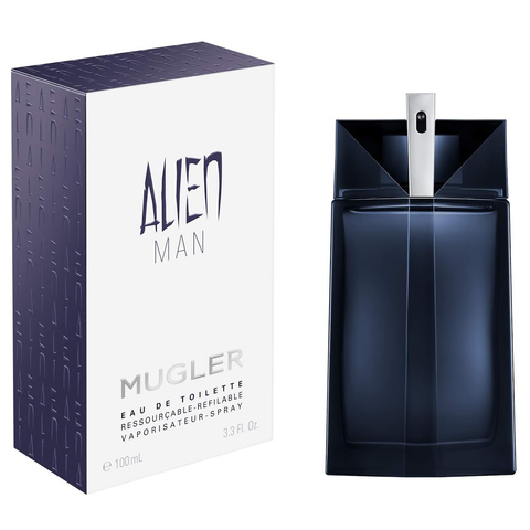 Alien Man by Thierry Mugler 100ml EDT