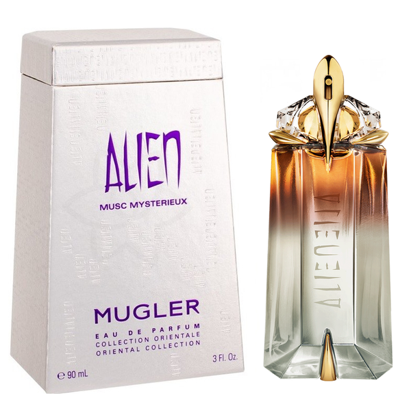 Alien Musc Mysterieux by Thierry Mugler 90ml EDP