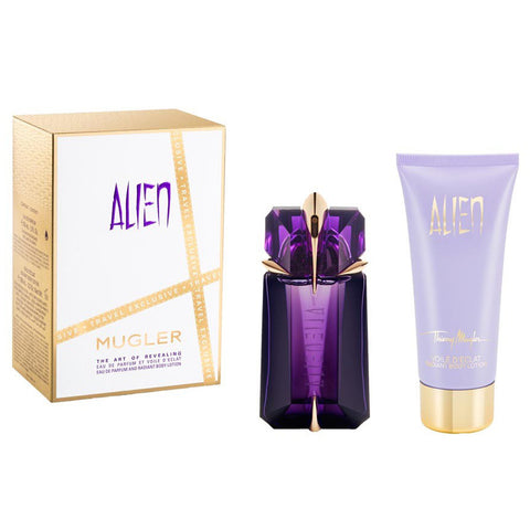 Alien by Thierry Mugler 60ml EDP 2 Piece Gift Set