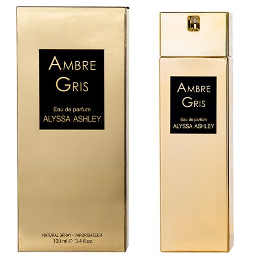Ambre Gris by Alyssa Ashley 100ml EDP
