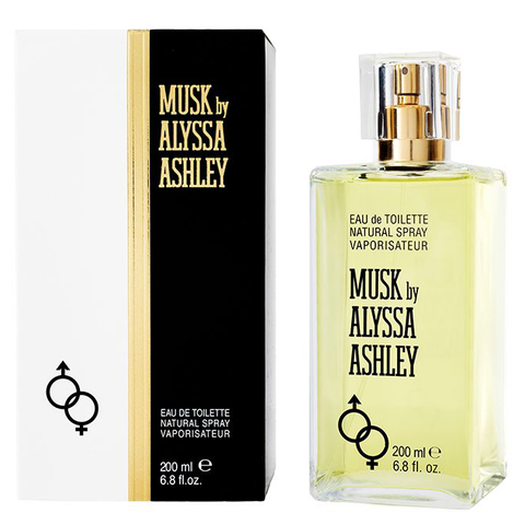 Alyssa Ashley Musk 200ml EDT for Women