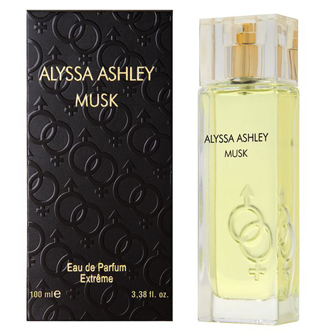Musk Extreme by Alyssa Ashley 100ml EDP for Women