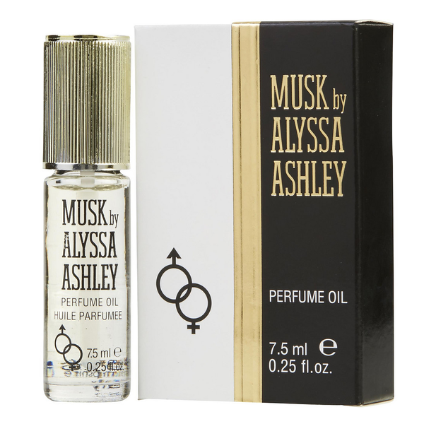 Alyssa Ashley Musk Oil 7.5ml Perfume Oil