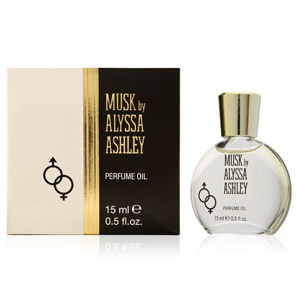 Alyssa Ashley Musk Oil 15ml Perfume Oil