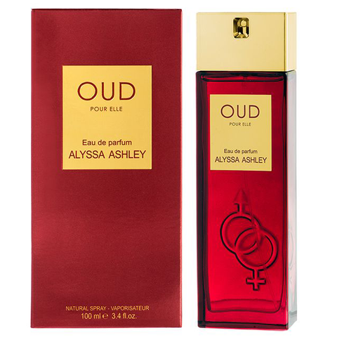 Oud Pour Elle by Alyssa Ashley 100ml EDP for Women
