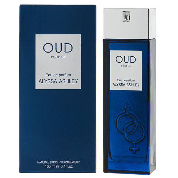 Oud Pour Lui by Alyssa Ashley 100ml EDP for Men