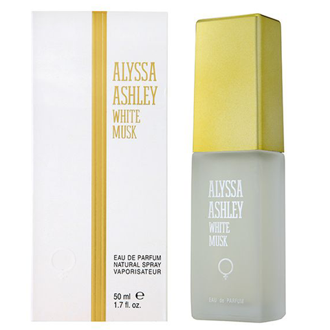 White Musk by Alyssa Ashley 50ml EDP