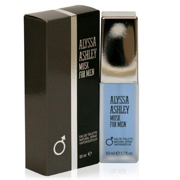Alyssa Ashley Musk by Alyssa Ashley 50ml EDT for Men