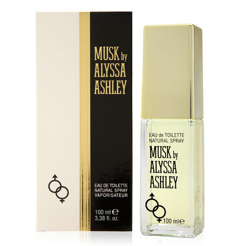 Alyssa Ashley Musk 100ml EDT for Women
