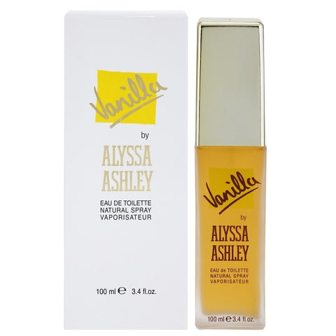 Vanilla by Alyssa Ashley 100ml EDT for Women