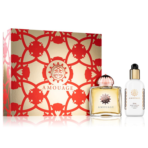 Dia by Amouage 100ml EDP 2 Piece Gift Set for Women