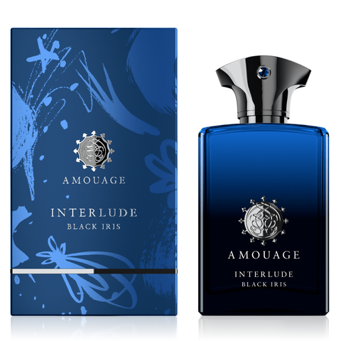 Interlude Black Iris by Amouage 100ml EDP for Men