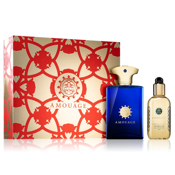 Interlude by Amouage 100ml EDP 2 Piece Gift Set for Men