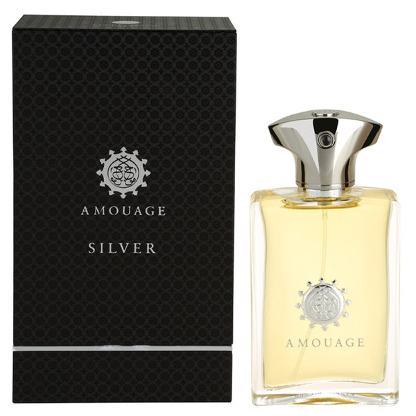 Silver by Amouage 100ml EDP for Men
