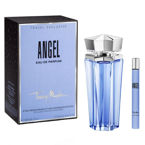 Angel by Thierry Mugler 100ml EDP 2 Piece Gift Set