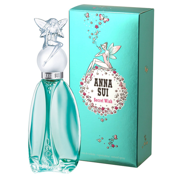 Secret Wish by Anna Sui 75ml EDT for Women