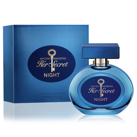 Her Secret Night by Antonio Banderas 80ml EDT