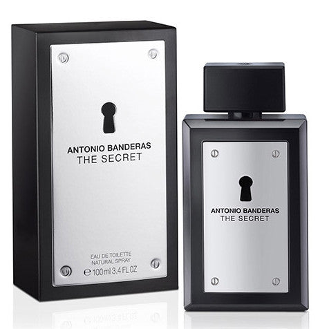The Secret by Antonio Banderas 100ml EDT