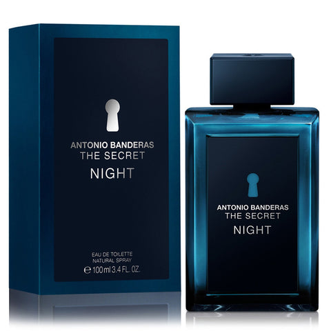 The Secret Night by Antonio Banderas 100ml EDT