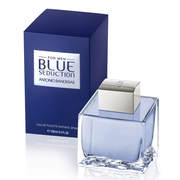 Blue Seduction by Antonio Banderas 100ml EDT
