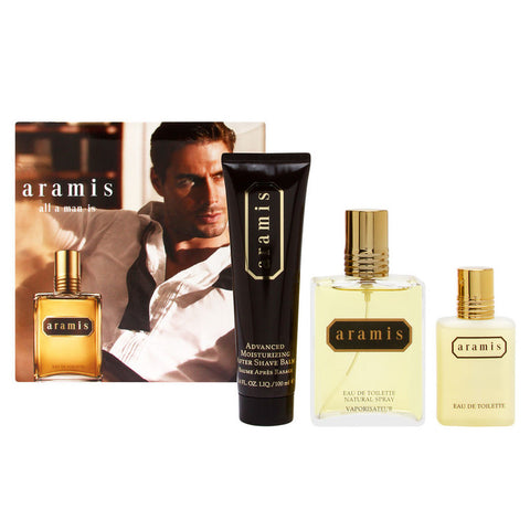 Aramis by Aramis 110ml EDT 3 Piece Gift Set