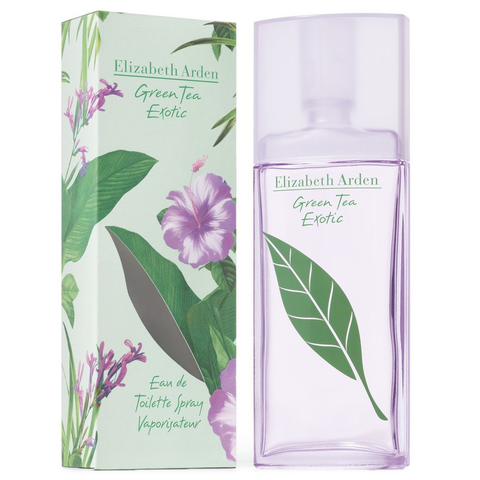 Green Tea Exotic by Elizabeth Arden 100ml EDT