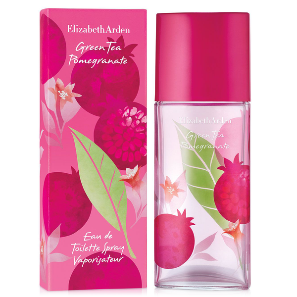 Green Tea Pomegranate by Elizabeth Arden 100ml EDT