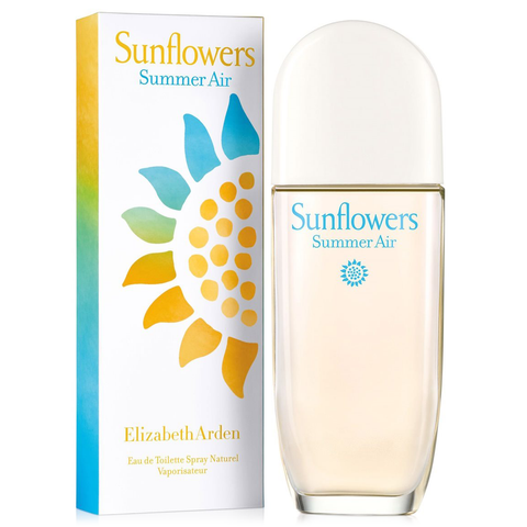 Sunflowers Summer Air by Elizabeth Arden 100ml EDT