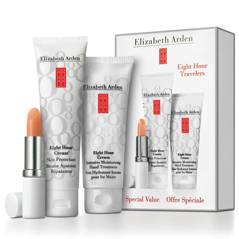 Elizabeth Arden Eight Hour Cream Travelers 3 Piece Gift Set