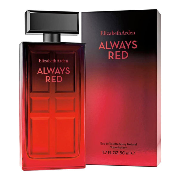 Always Red by Elizabeth Arden 50ml EDT