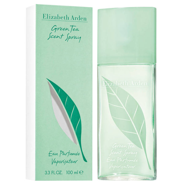 Green Tea by Elizabeth Arden 100ml Scent Spray