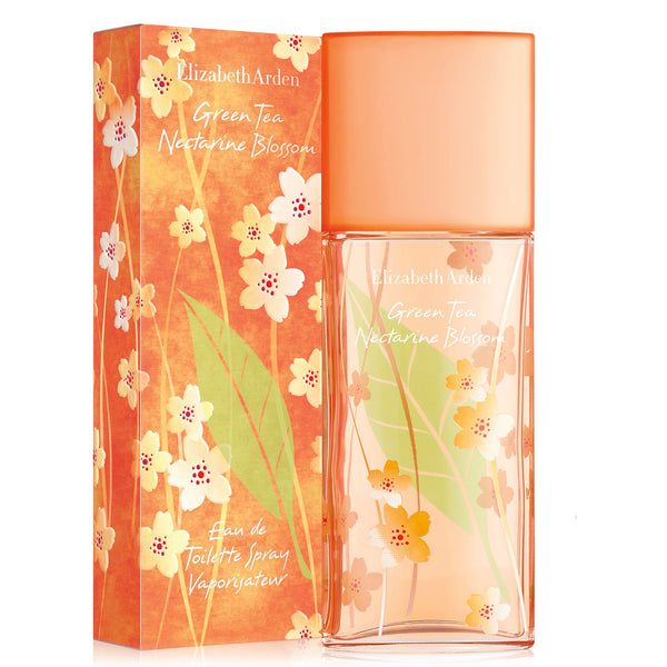 Green Tea Nectarine Blossom by Elizabeth Arden 100ml EDT
