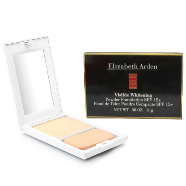 Elizabeth Arden Visible Whitening Powder Foundation SPF15+ 06 Nude