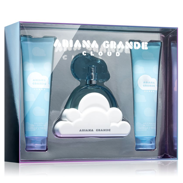 Cloud by Ariana Grande 100ml EDP 3 Piece Gift Set